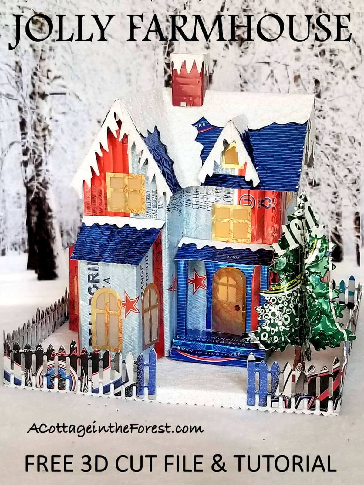 Pinterest Pin Picture for Jolly Farmhouse